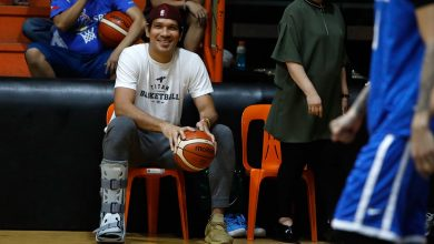 Photo of June Mar Fajardo's return expected to happen by next month