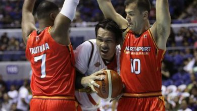 Photo of Unstoppable Fajardo tows San Miguel past NorthPort for 4th straight win, 6th overall