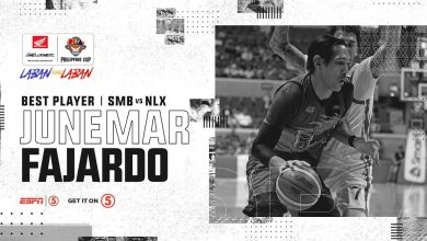 Photo of WATCH: Best Player – June Mar Fajardo [San Miguel vs NLEX | March 8, 2019]