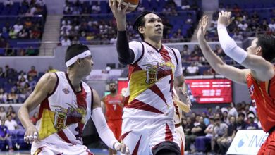 Photo of June Mar Fajardo on track for sixth straight Best Player of the Conference award