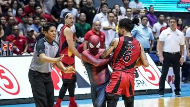 Photo of Ronald Tubid, Kelly Nabong slapped with suspension, P75K fine for involvement in 'Spider-Man' incident