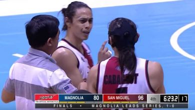Photo of WATCH: Terrence Romeo gets thrown out of the game!