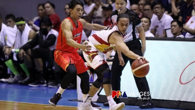 """Photo of Terrence Romeo on losing his cool during NorthPort game: """"Matututo din ako"""""""