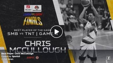 Photo of WATCH: Chris McCullough Highlights and Best Player of the Game Interview [August 11, 2019]