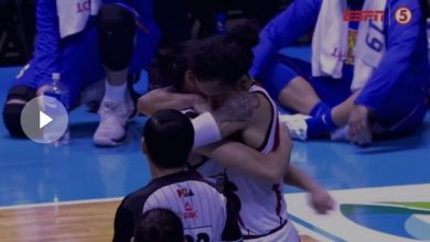 Photo of WATCH: Terrence Romeo comes home!
