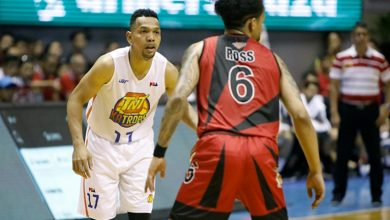 Photo of Chris Ross excited to pit wits against 'one of the best guards ever to play in the PBA'