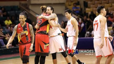 "Photo of Standhardinger on winning first game against SMB: ""I have to prove to them that they made a mistake"""