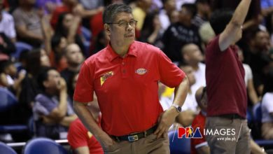 """Photo of Leo Austria on SMB's 'painful' early exit: """"We're still the best team in the last five years"""""""