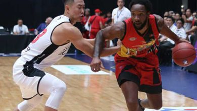 Photo of Dez Wells back in Asia as former SMB import signs with CBA's Zhejiang Guangsha Lions
