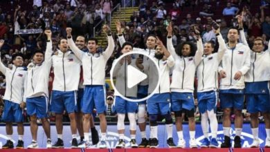 Photo of WATCH: Awarding Ceremony [Men's 5×5 Basketball | 30th SEA Games]