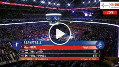 Photo of WATCH: Gilas Pilipinas vs Thailand Game Highlights [30th SEA Games | December 10, 2019]