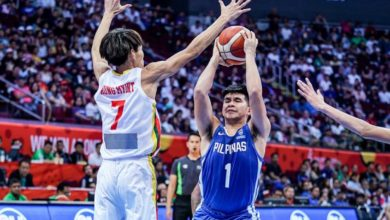 Photo of Gilas Pilipinas sweeps group stage with 69-point whipping of lowly Myanmar
