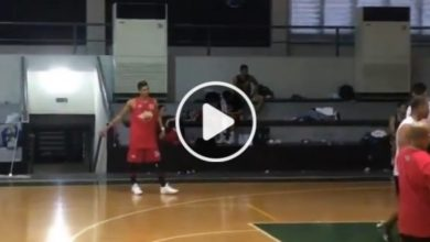 Photo of WATCH: Arwind Santos back in SMB practice!