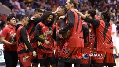 Photo of Beermen ready to take on all Philippine Cup challengers