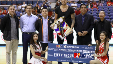 Photo of Christian Standhardinger bags Governors' Cup Best Player plum