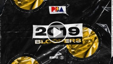 Photo of WATCH: PBA Bloopers 2019!