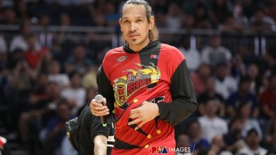 "Photo of June Mar Fajardo says injury just a minor setback: ""I'll be right back"""