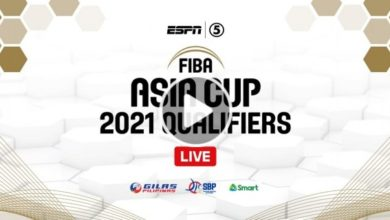 Photo of WATCH: Gilas Pilipinas vs Indonesia | FIBA Asia Cup 2021 Qualifiers