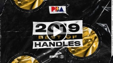 Photo of WATCH: PBA Best Handles of 2019!