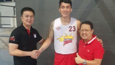 Photo of Rookie Daniel de Guzman signs one-year contract with San Miguel