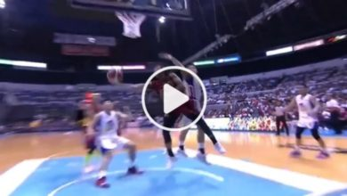 Photo of WATCH: Terrence Romeo with a spectacular reverse!