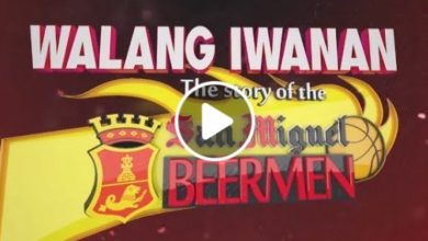 Photo of WATCH: Walang Iwanan – The San Miguel Beermen Story!