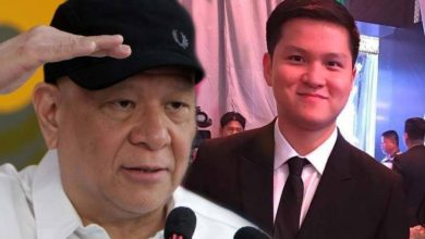 Photo of SMC chief Ramon Ang's son Jomar, 26, passes away