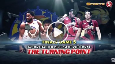 Photo of WATCH: San Miguel vs TNT [Finals Game 5 | 2017 Commissioner's Cup | June 30, 2017]