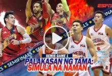 Photo of WATCH: San Miguel vs Brgy. Ginebra [SF Game 1   2018 Philippine Cup   March 9, 2018]
