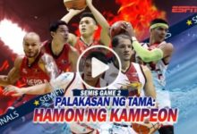 Photo of WATCH: San Miguel vs Brgy. Ginebra [SF Game 2   2018 Philippine Cup   March 11, 2018]