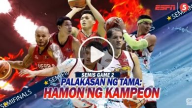 Photo of WATCH: San Miguel vs Brgy. Ginebra [SF Game 2 | 2018 Philippine Cup | March 11, 2018]
