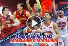 Photo of WATCH: San Miguel vs Brgy. Ginebra [SF Game 4   2018 Philippine Cup   March 15, 2018]