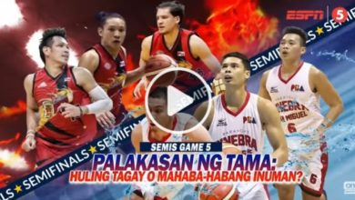 Photo of WATCH: San Miguel vs Brgy. Ginebra [SF Game 5 | 2018 Philippine Cup | March 17, 2018]