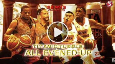 Photo of WATCH: San Miguel vs Star [SF Game 3 | 2017 Commissioner Cup | June 14, 2017]