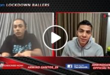 Photo of WATCH: Lockdown ballers show with Arwind & Terrence!