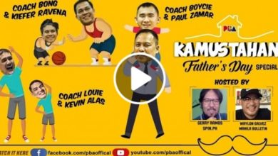 Photo of WATCH: PBA Kamustahan – Episode 6 Part 1