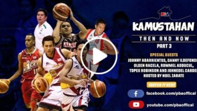 Photo of WATCH: PBA Kamustahan – Episode 5 Part 3