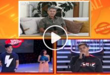 "Photo of WATCH: Arwind Santos on ""Bawal Judgmental"" in Eat Bulaga!"