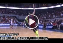 Photo of WATCH: Arwind Santos' Basketball Career Highlights!