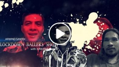 Photo of WATCH: Lockdown ballers show with Arwind & June Mar!