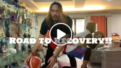 Photo of WATCH: June Mar Fajardo's Road to Recovery [Part 2]