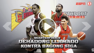 Photo of WATCH: San Miguel vs NorthPort [QF Game 2 | 2019 Commissioner's Cup | July 24, 2019]