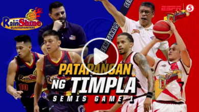 Photo of WATCH: San Miguel vs Rain or Shine [SF Game 1 | 2019 Commissioner's Cup | July 27, 2019]