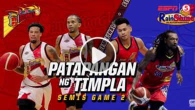 Photo of WATCH: San Miguel vs Rain or Shine [SF Game 2 | 2019 Commissioner's Cup | July 29, 2019]