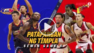 Photo of WATCH: San Miguel vs Rain or Shine [SF Game 4 | 2019 Commissioner's Cup | August 2, 2019]