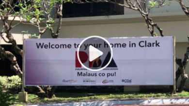 Photo of WATCH: A look at the PBA bubble in Clark, Pampanga!