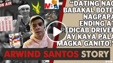 Photo of WATCH: The Arwind Santos Life Story!