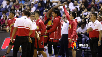Photo of San Miguel ready and confident heading into Clark bubble