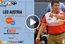 Photo of WATCH: Leo Austria – A Toast For Success!