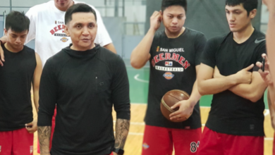 Photo of PBA, Gilas great Jimmy Alapag flies out to Los Angeles for good